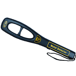Safety Technology Hand Held Metal Detector