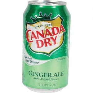 Ginger Ale Diversion Safe