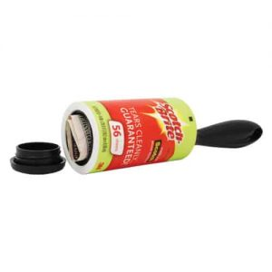 Lint Roller Diversion Safe Open